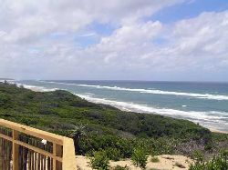 Chidenguele Accommodation - Sunset Beach Resort