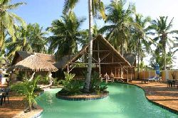 Mozambique Accommodation - Barra Lodge