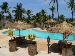Mozambique Accommodation - Blue Moon Beach Resort
