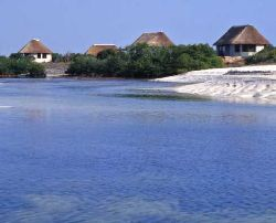 Mozambique Accommodation - Coral Lodge 1541